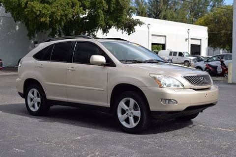 2007 Lexus RX 350 for sale in Hallandale Beach, FL