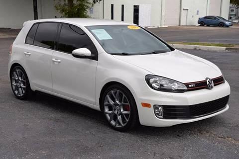 2013 Volkswagen GTI for sale in Hallandale Beach, FL