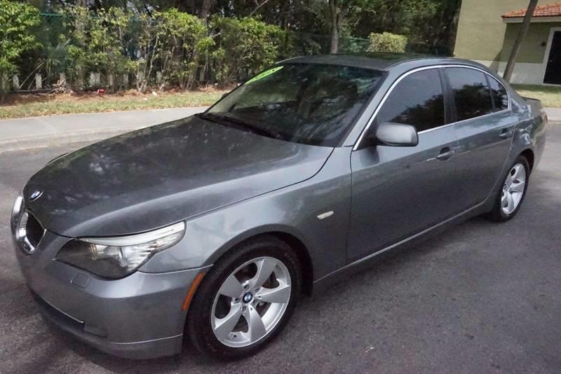 BMW Series I In Hallandale Beach FL Best Price Car Dealer - 528i bmw price