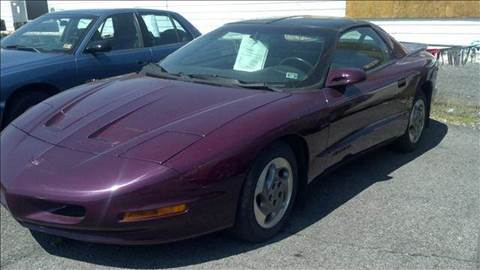 1995 Pontiac Firebird for sale in Mill Hall, PA