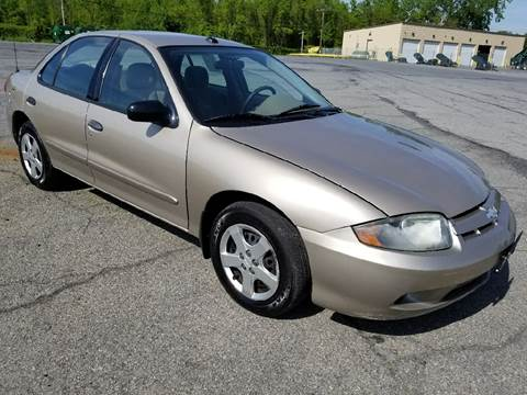 2004 Chevrolet Cavalier for sale in Queensbury, NY
