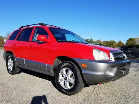 2005 Hyundai Santa Fe for sale in Queensbury, NY