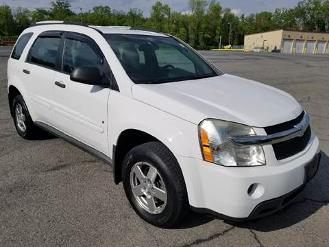 2008 Chevrolet Equinox for sale at 518 Auto Sales in Queensbury NY
