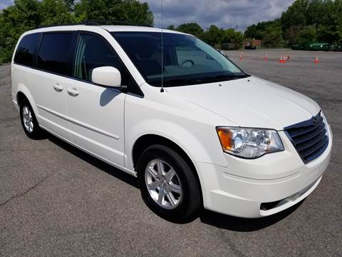 2008 Chrysler Town and Country for sale at 518 Auto Sales in Queensbury NY
