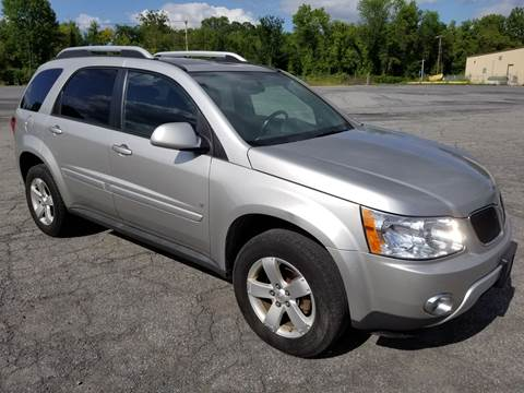 2007 Pontiac Torrent for sale at 518 Auto Sales in Queensbury NY