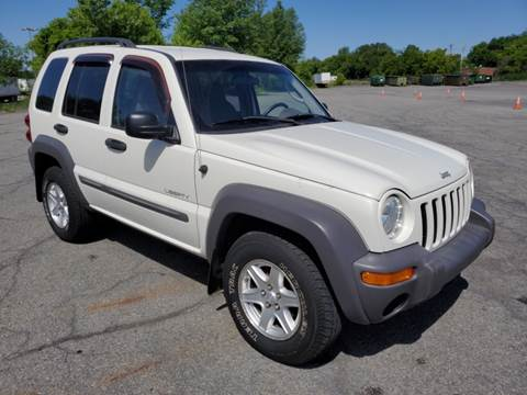 2002 Jeep Liberty for sale in Queensbury, NY