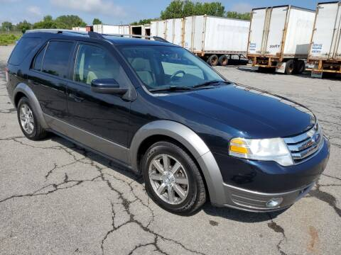 2008 Ford Taurus X for sale at 518 Auto Sales in Queensbury NY