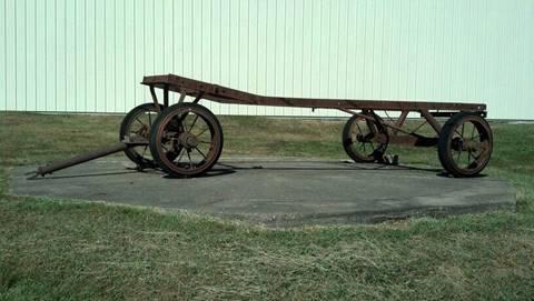 1910 Thrashing Machine Frame N/A for sale in West Alexander, PA