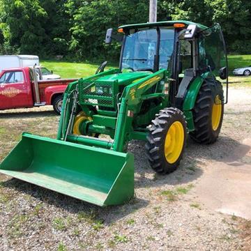 2014 John Deere 5065E for sale in West Alexander, PA