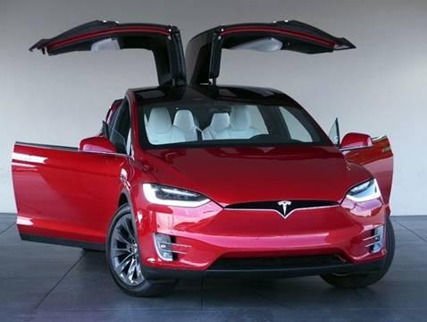 2017 Tesla Model S For Sale In West Alexander Pa
