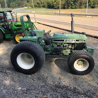 1997 Ford New Holland 4630 4x4  - West Alexander PA