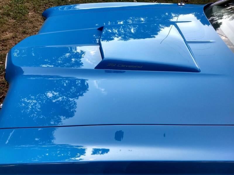 1972 Mercury Cougar XR7 - West Alexander PA