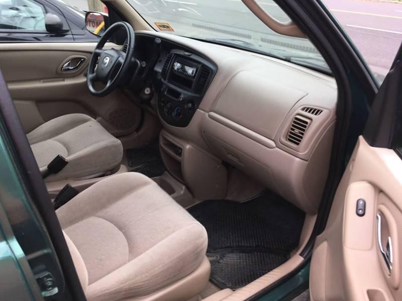 2001 Mazda Tribute DX-V6 4WD 4dr SUV - Linden NJ