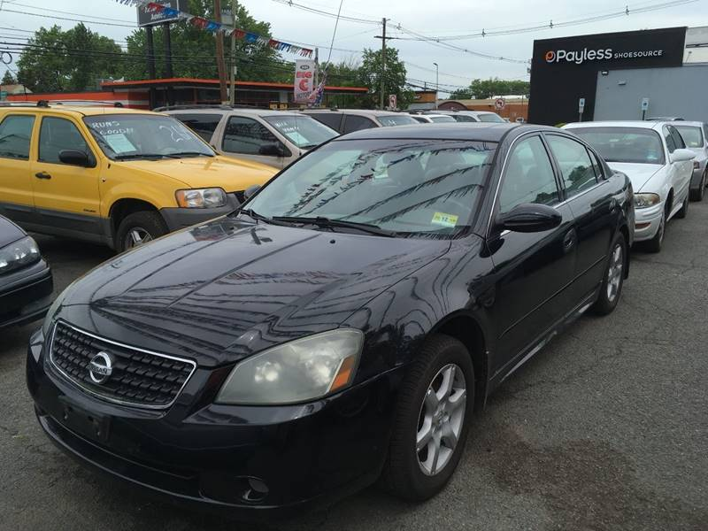 2005 Nissan Altima 2.5 S 4dr Sedan - Linden NJ