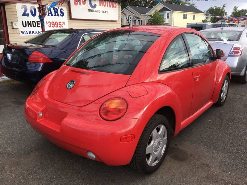 1999 Volkswagen New Beetle GLS 2dr Hatchback - Linden NJ