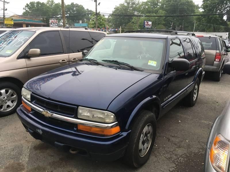 2002 Chevrolet Blazer LS 4WD 4dr SUV - Linden NJ