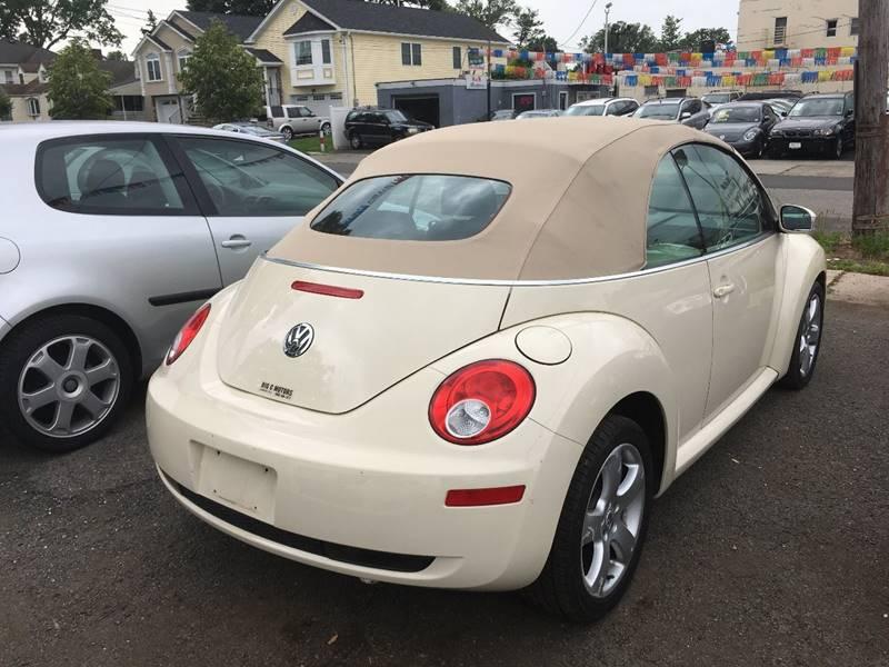 2006 Volkswagen New Beetle 2.5 PZEV 2dr Convertible (2.5L I5 6A) - Linden NJ