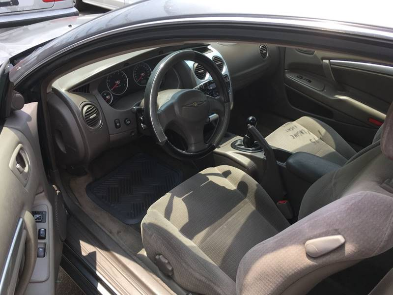 2004 Chrysler Sebring 2dr Coupe - Linden NJ