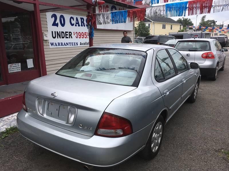 2002 Nissan Sentra GXE 4dr Sedan - Linden NJ