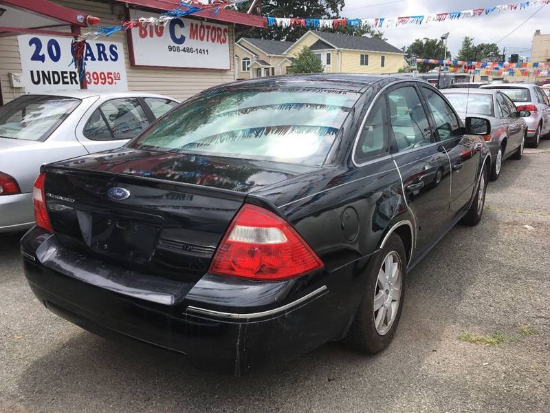 2006 Ford Five Hundred SE 4dr Sedan - Linden NJ