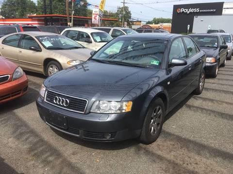 2003 Audi A4 for sale in Linden, NJ