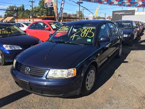 1999 Volkswagen Passat for sale in Linden, NJ