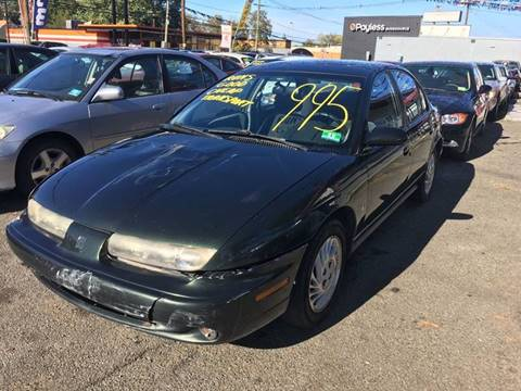 1999 Saturn S-Series for sale in Linden, NJ