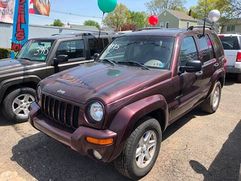 2004 Jeep Liberty for sale in Linden, NJ