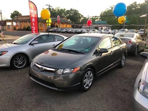 2006 Honda Civic for sale in Linden, NJ