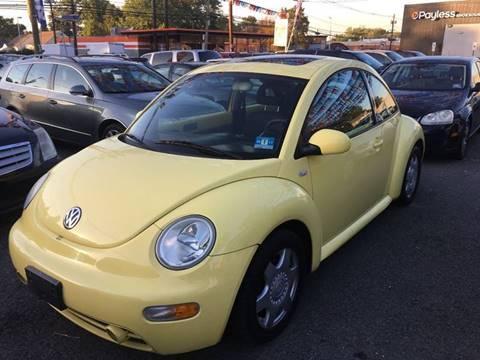 2001 Volkswagen New Beetle for sale in Linden, NJ