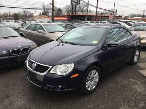 2009 Volkswagen Eos for sale in Linden, NJ