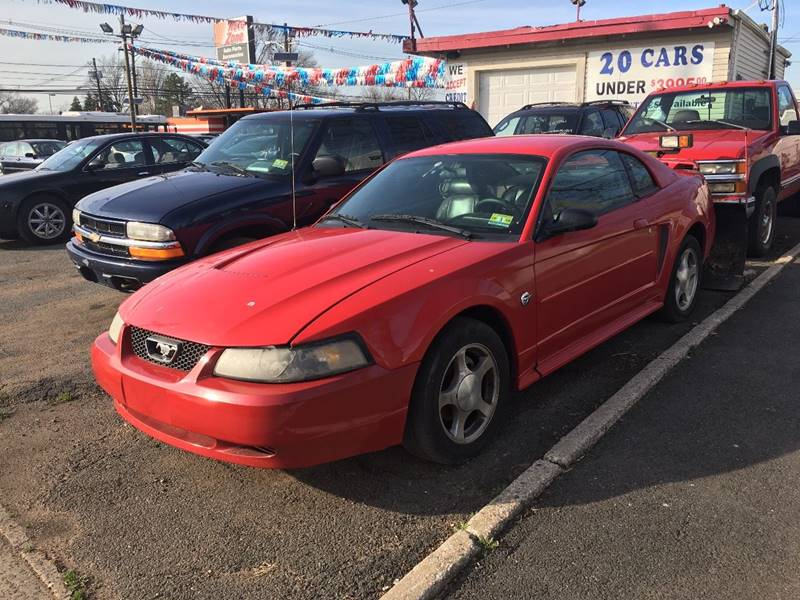 2004 Ford Mustang 2dr Coupe - Linden NJ