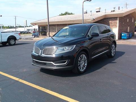 2016 Lincoln MKX for sale in Davenport, IA
