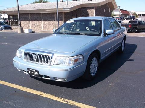2008 Mercury Grand Marquis for sale in Davenport, IA