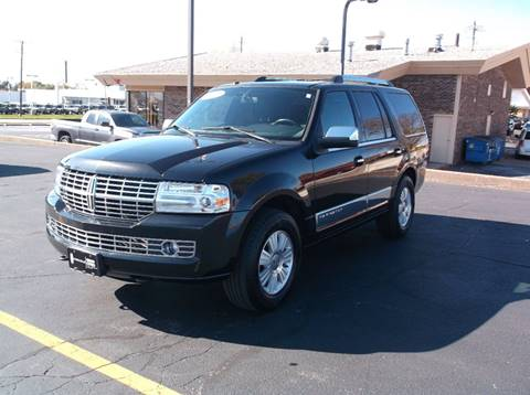 2010 Lincoln Navigator for sale in Davenport, IA