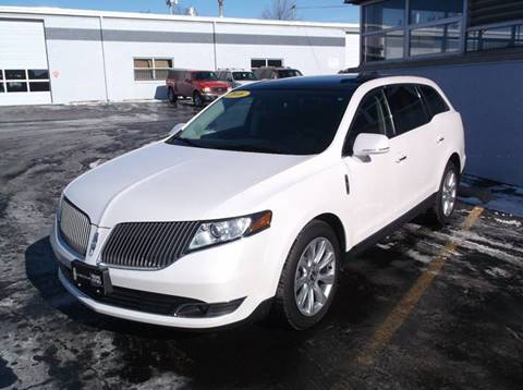Lincoln mkt for sale in iowa for Strieter motor davenport ia
