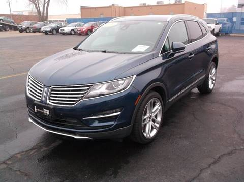 2015 Lincoln MKC for sale in Davenport, IA