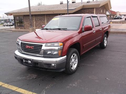 2010 GMC Canyon for sale in Davenport, IA