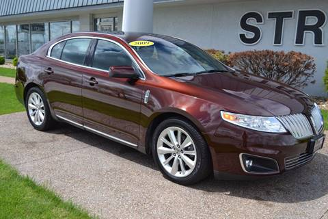 2009 Lincoln MKS for sale in Davenport, IA