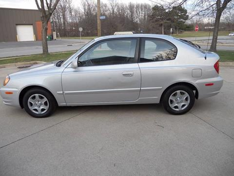 2004 Hyundai Accent for sale in Wickliffe, OH
