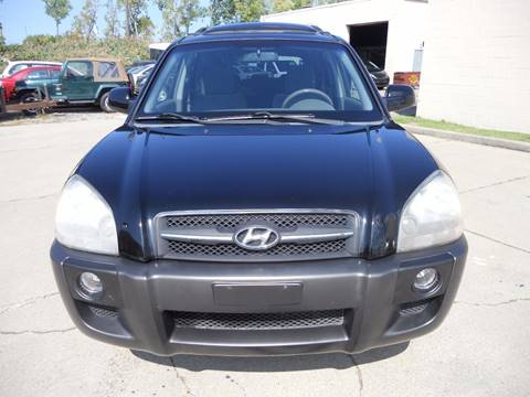 2006 Hyundai Tucson for sale in Wickliffe, OH