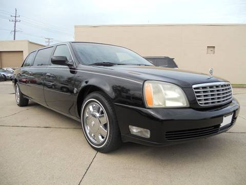 2004 Cadillac Deville Professional for sale in Wickliffe, OH