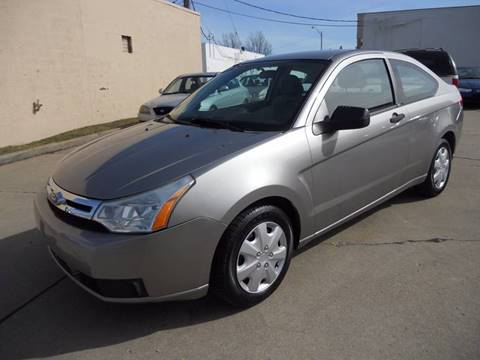 2008 Ford Focus for sale in Wickliffe, OH
