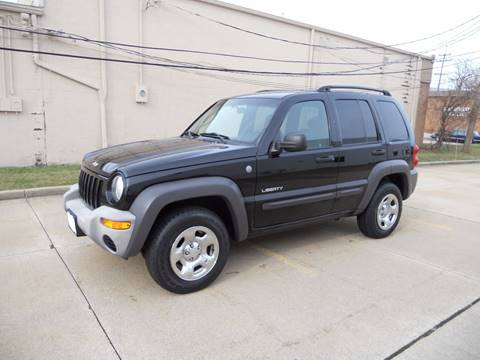 2004 Jeep Liberty for sale in Wickliffe, OH