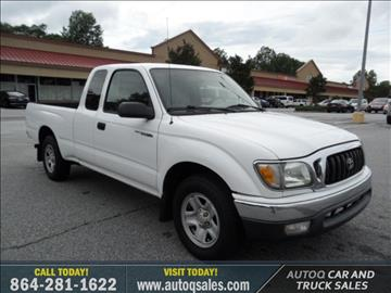 2004 Toyota Tacoma for sale in Mauldin, SC