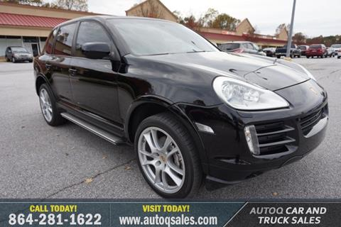 2008 Porsche Cayenne for sale in Mauldin, SC