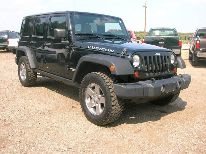 2012 Jeep Wrangler Unlimited 4x4 Rubicon 4dr SUV   Fort Collins CO