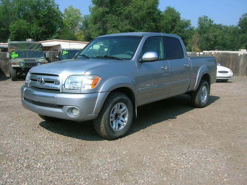 2006 Toyota Tundra SR5 4dr Double Cab 4WD SB (4.7L V8)   Fort