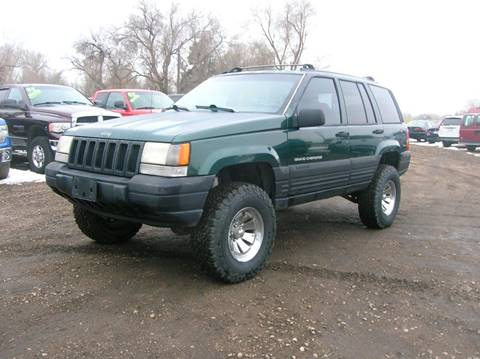 1996 Jeep Grand Cherokee for sale in Fort Collins, CO