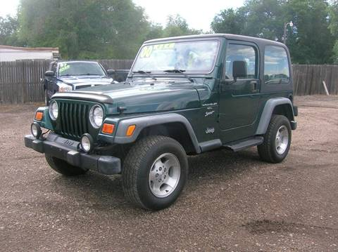 2000 Jeep Wrangler for sale in Fort Collins, CO